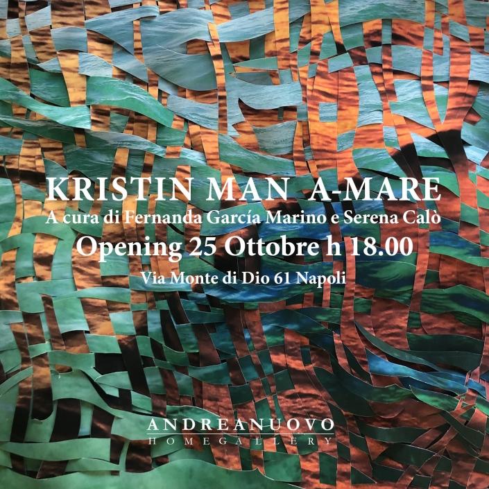 A Mare - Kristin Man Exhibition