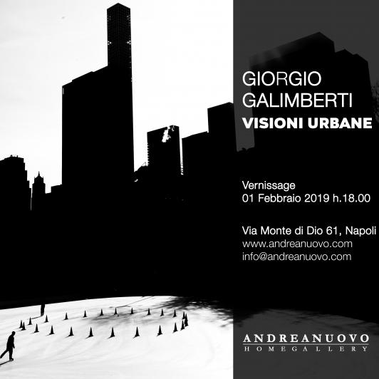 Giorgio Galimberti - Visioni Urbane