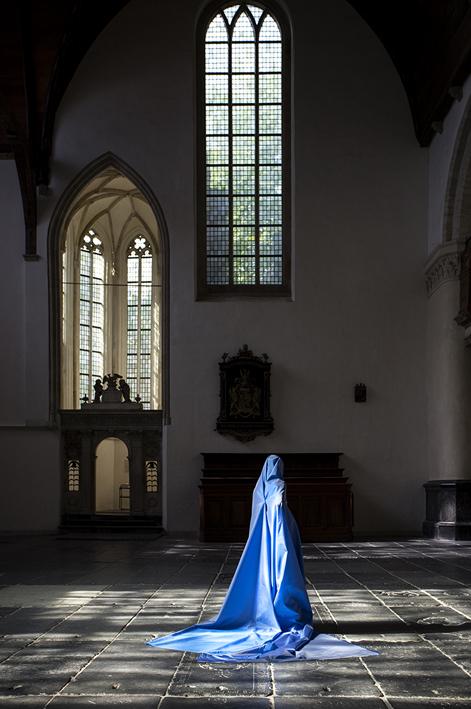 Oude Kerk (I)_Stampa giclée su carta perlata Hahnemuhle Fine Art_100x66.5cm_edizione di 5_2016